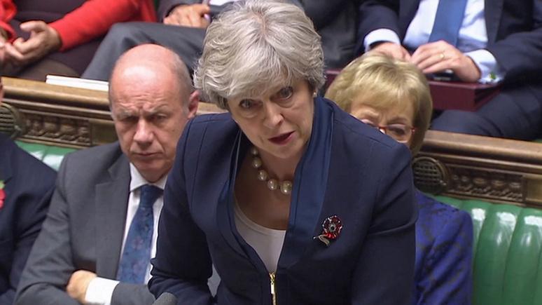 Daily Mail: Тереза Мэй выиграла битву за Сирию, но проиграла войну за сердца британцев