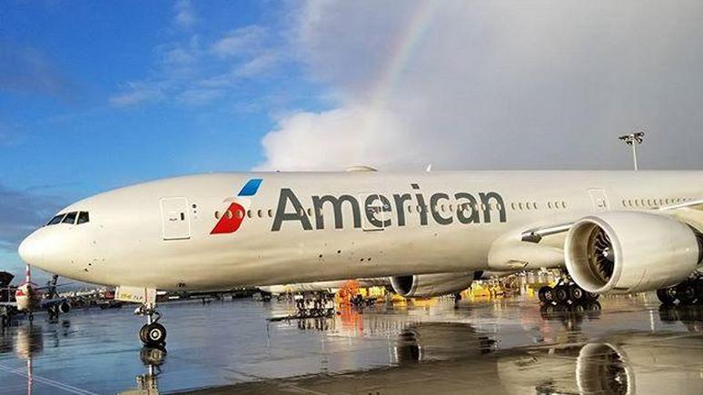 CNBC: American Airlines изменила маршруты рейсов через Россию из-за роста напряжённости с США