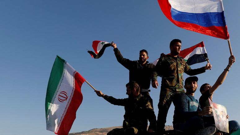 El Mundo: России, Сирии и Ирану не стоит опасаться ударов союзников по Сирии