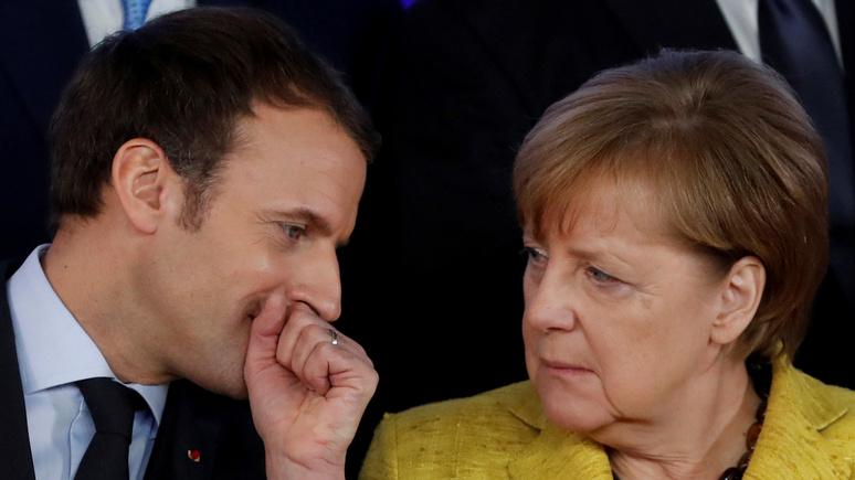 Die Zeit: США дискредитировали себя — теперь Сирией займётся Европа