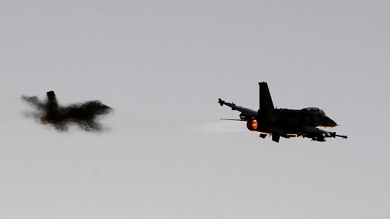 WSJ: удар по авиабазе в Сирии Израиль нанёс «при молчаливой поддержке США»