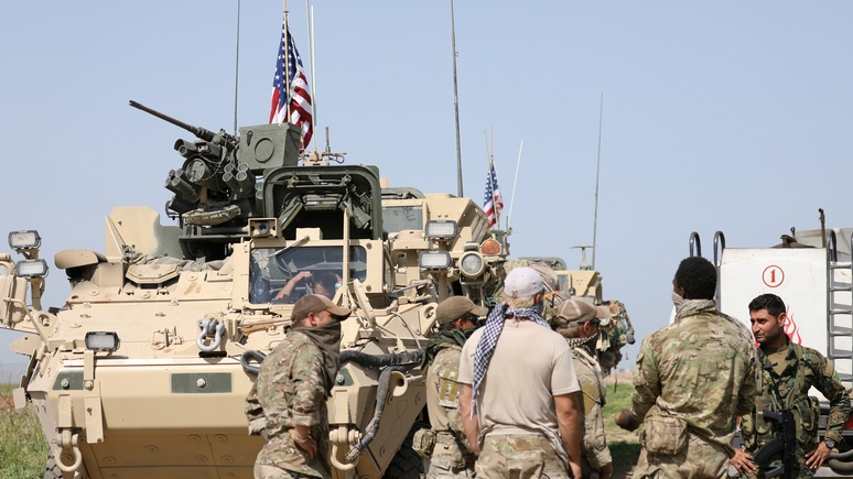 Guardian: замена американских сил арабскими грозит обострением конфликта в Сирии