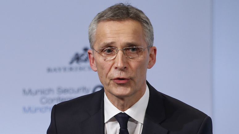 Столтенберг: НАТО не желает изолировать РФ