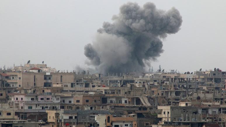 Stuttgarter Zeitung: действуя против Асада и России, Запад создаёт «ложных врагов»