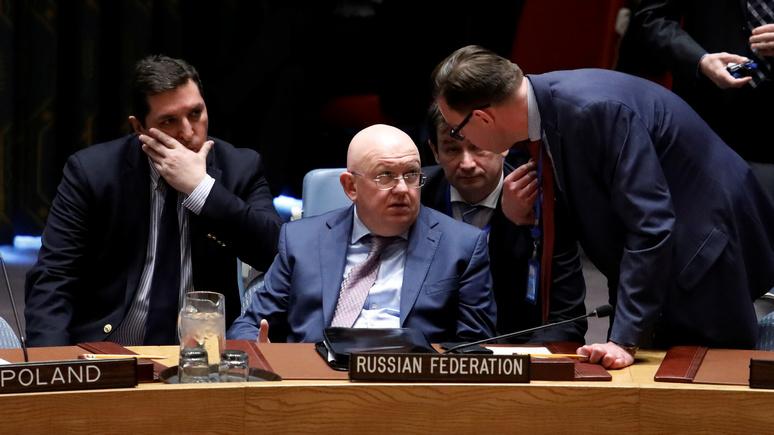 Орджоникидзе: Страны Запада несмогут обойти право вето РФ ворганизации ООН