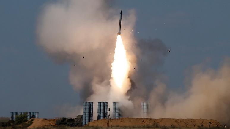 Haaretz: С—300 в Сирии Израиль не боится, но позиция России вызывает беспокойство