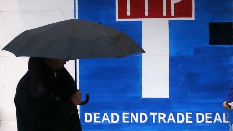 WAZ: над Германией навис призрак торговой войны