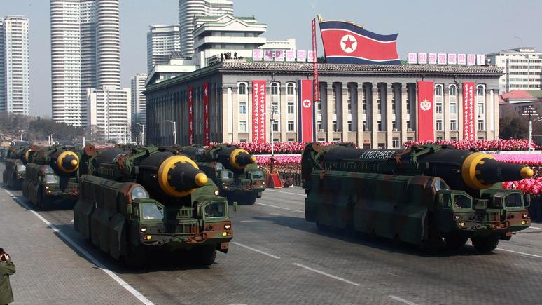 L'Express: уступки Северной Корее и нападки на Иран — американской борьбе за ядерное разоружение недостаёт логики
