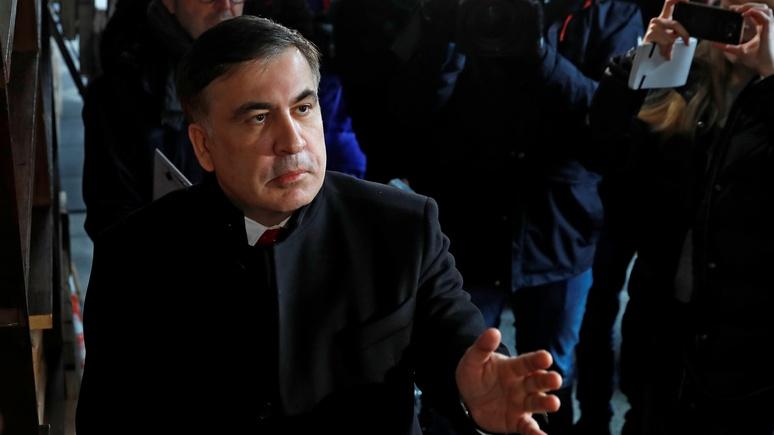 Саакашвили рассказал Al Jazeera, что дело не в сильном Путине, а в слабой Европе