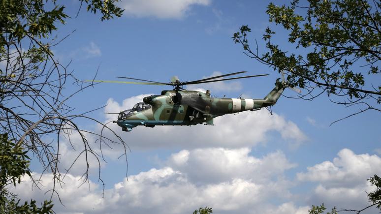 Marine Times: американские морпехи решили использовать на учениях российские вертолёты