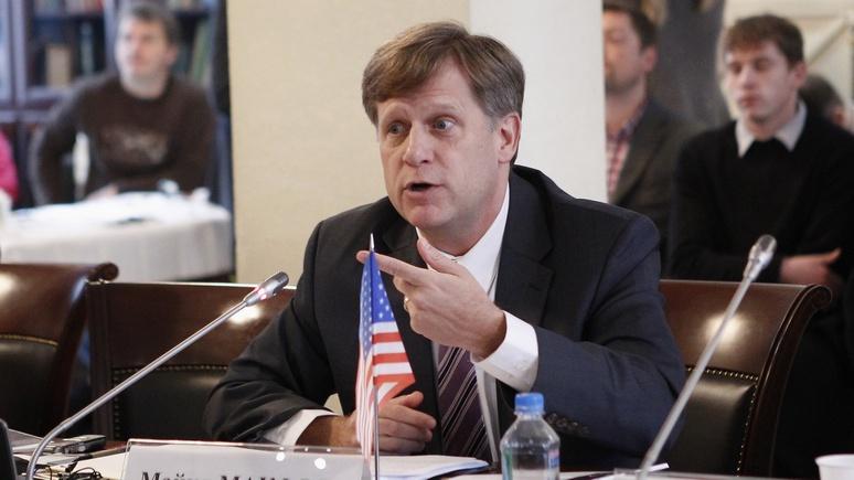 Прежний посол США в Российской Федерации: Запад должен поддержать украинскую демократию