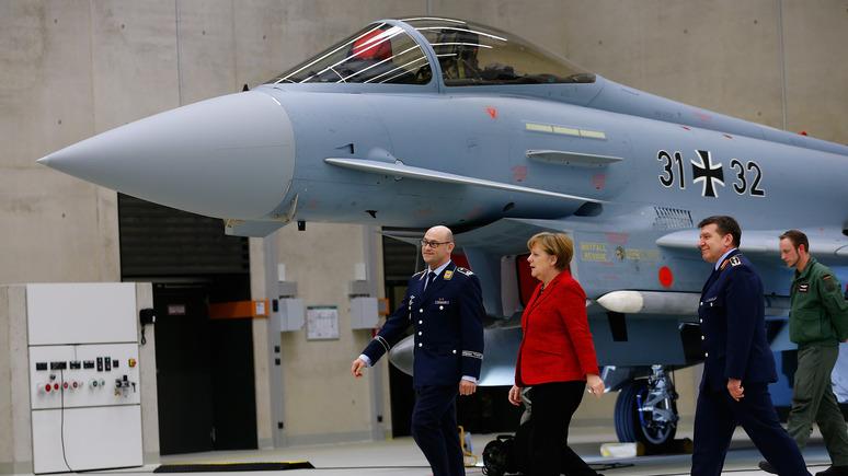 Spiegel: НАТО осталось без воздушной поддержки Германии на границе с Россией