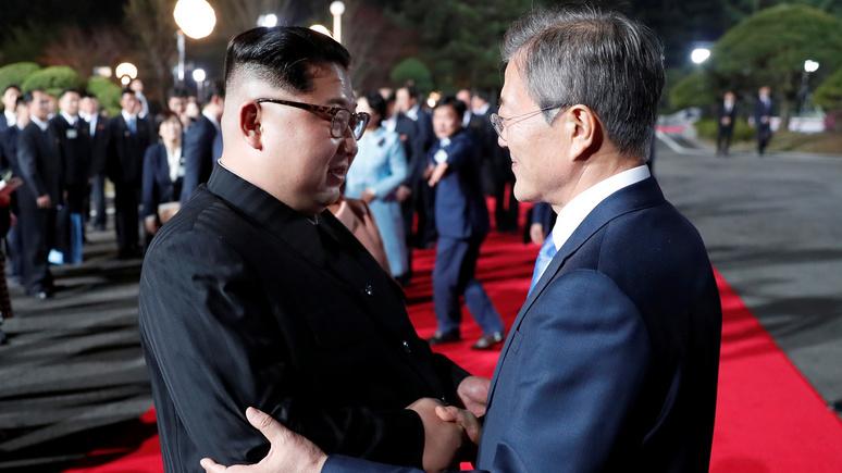 Washington Post: Южная Корея прониклась доверием к Ким Чен Ыну