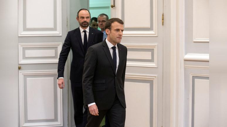 «Правит как монарх»: Le Parisien рассказала, как живётся французским чиновникам при Макроне