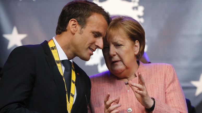 NouvelObs: унизив Европу выходом из иранской сделки, Трамп помог ей сплотиться