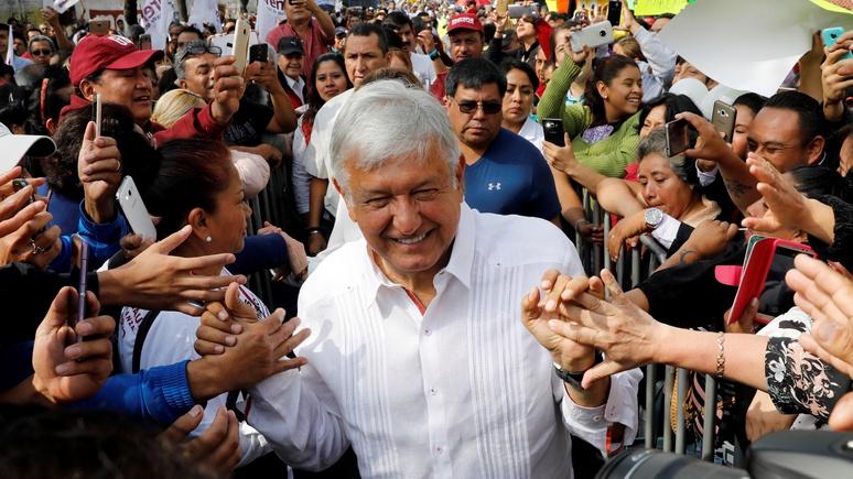 Sunday Times: «идеологический близнец» Корбина близок к президентству в Мексике