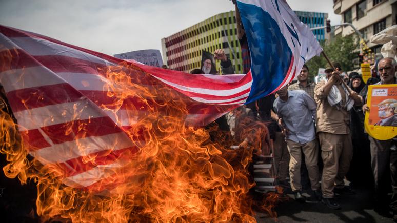 Французский публицист: из щита демократии Америка превратилась в угрозу мировой стабильности