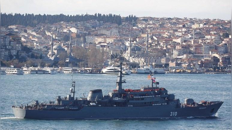 News.com.au: Россия напомнит о своих интересах, разместив корабль на «пороге» Австралии