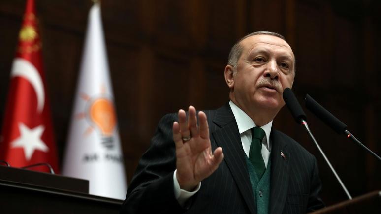 Hürriyet Daily News: для Эрдогана Трамп больше не посредник в ближневосточном урегулировании