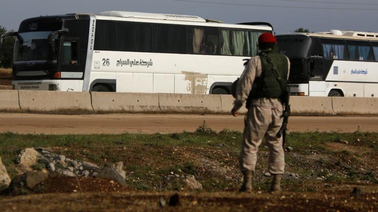 WSJ: сирийская армия взяла под контроль крупнейшую провинцию в стране