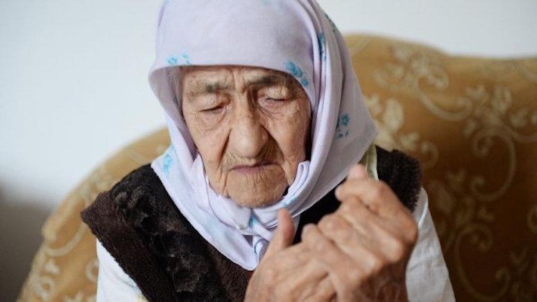 Daily Mail: Бог наказал — старейшая женщина в мире о своём долголетии