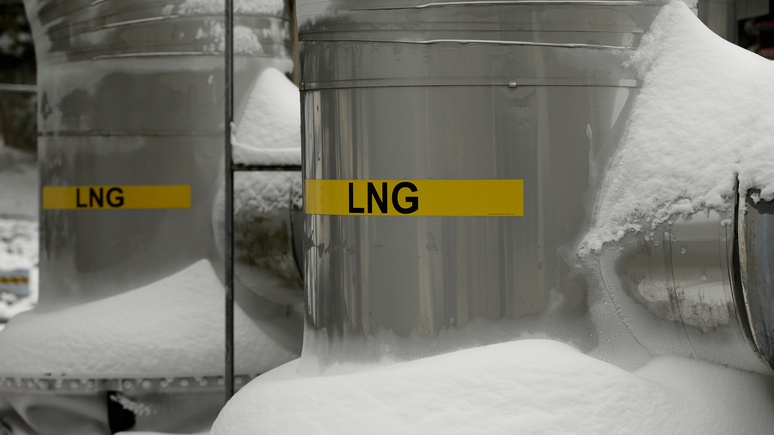 DWN: для Европы сжиженный газ из США не конкурент российскому