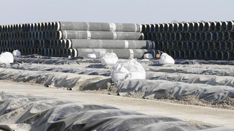 Times: США предупредили о новой опасности «Северного потока — 2»