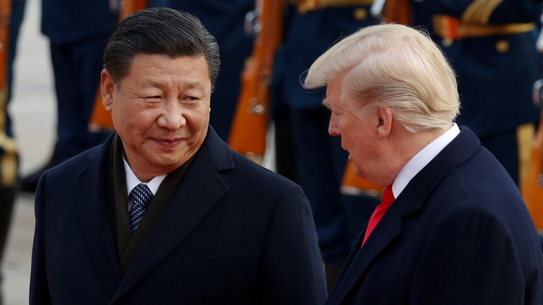 DWN: торговое сближение США и Китая приведёт к «давлению» на Россию и ЕС