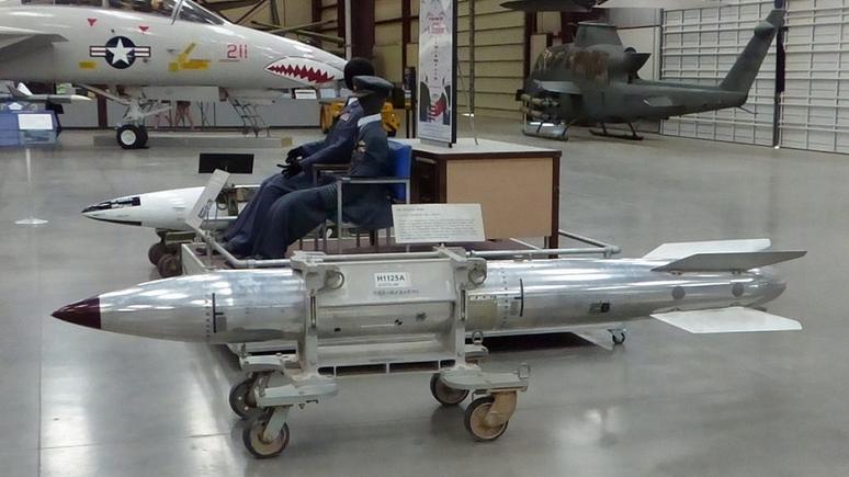 Contra Magazin: чем больше в мире ядерного оружия, тем меньше вероятность «агрессии США»