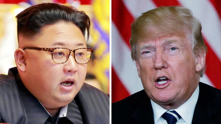 Times: неготовность Ким Чен Ына к «одностороннему разоружению» грозит срывом встречи с Трампом