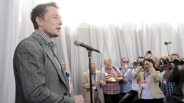 Маск пытался приобрести  домен украинского СМИ для своего нового ресурса