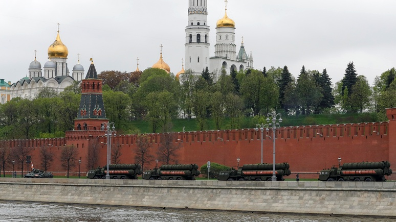 CNBC: inteligência dos EUA aprendeu sobre o teste bem sucedido do S-500 na Rússia