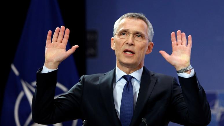 НАТО и EC призвали РФ признать ответственность закрушение МН17