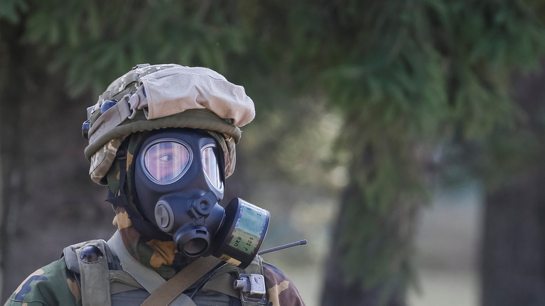 Укринформ: Украина рассказала НАТО о российском «биологическом оружии»