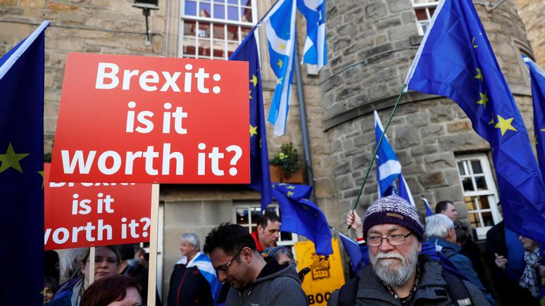 В Великобритании выделили средства навыборы вЕвропарламент после Brexit