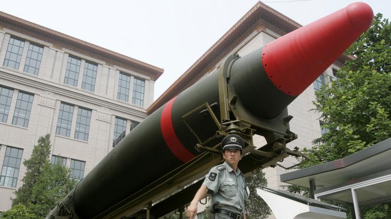SCMP: os desenvolvimentos nucleares de Pequim levam a corrida armamentista a um novo nível