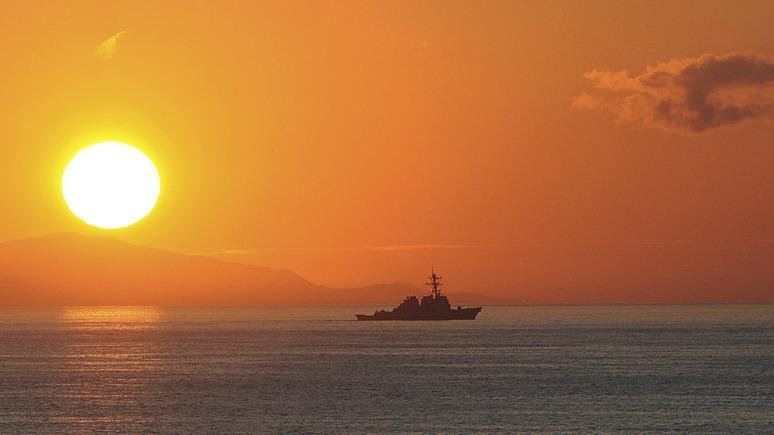 Два корабля ВМС США прошли у неоднозначных островов вЮжно-Китайском море