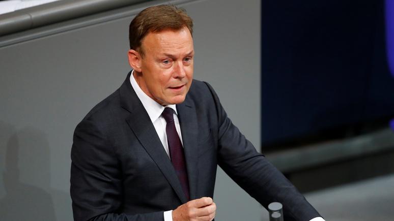 Замглавы бундестага: Россия нам не враг