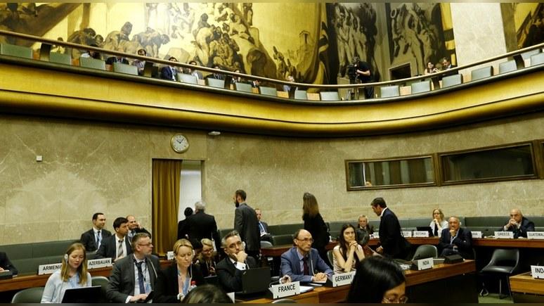 NYT: председательство Сирии на Конференции по разоружению разгневало Запад