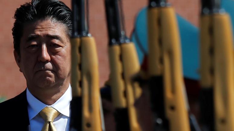 Diplomat: Абэ пора забыть о надежде на Курилы, сколько бы сил он на них ни потратил