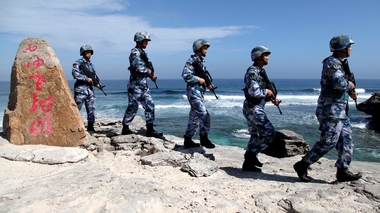 Time: не угроза, а «исторический факт» — Пентагону по силам снести острова, возведённые Пекином
