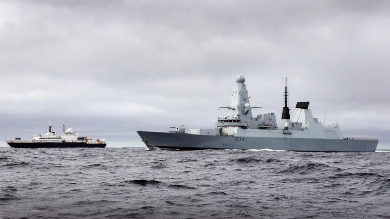 Independent: российский «Янтарь» в Ла-Манше переполошил британский флот