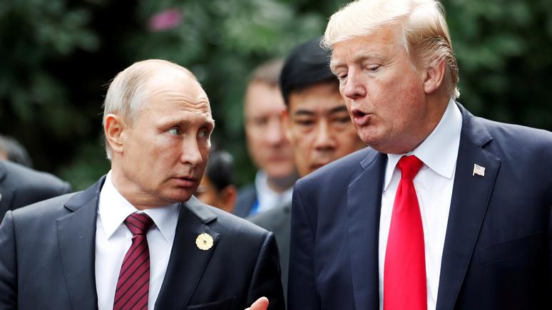 Wall Street Journal: Белый дом готовит встречу Трампа с Путиным