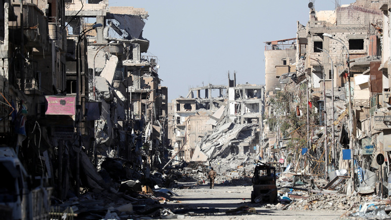 Amnesty International обвинила коалицию США ввоенных правонарушениях  вСирии