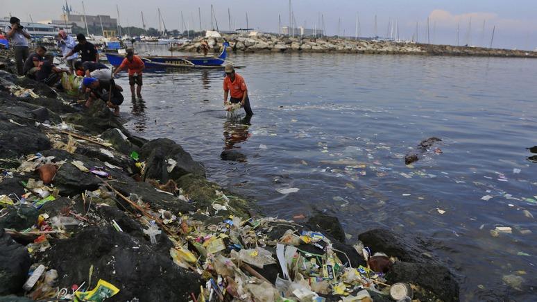 Independent: экологический катаклизм не за горами — к 2050 году отходов пластика в океанах будет больше, чем рыбы