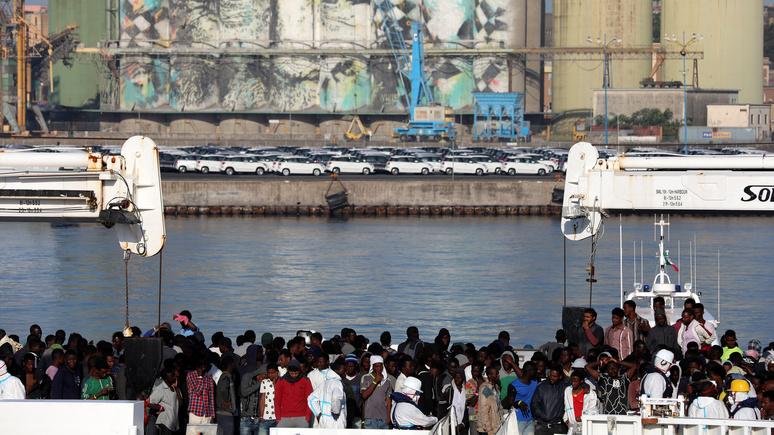 20 minutes: споры о мигрантах довели Италию и Францию до дипломатического кризиса