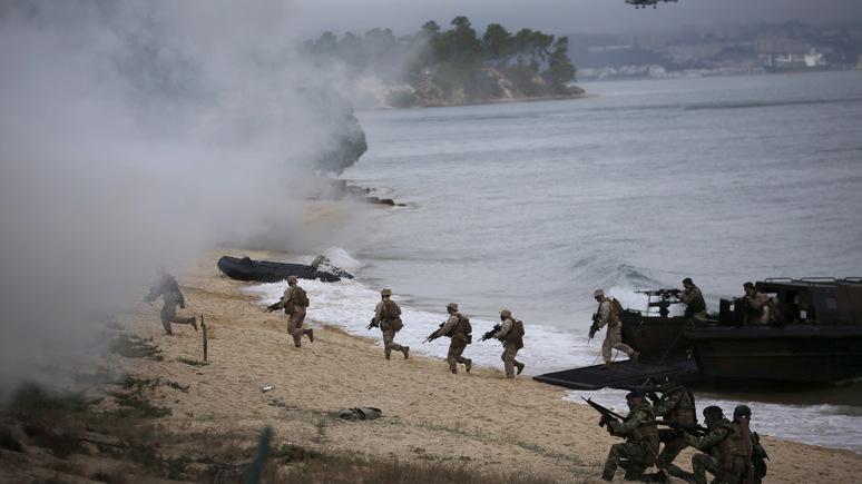 СМИ поведали, где случится заключительная провокация НАТО против РФ