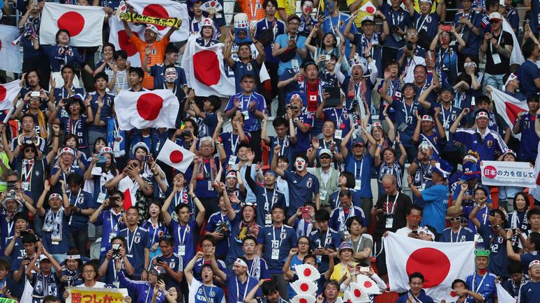 «Настоящие герои ЧМ-2018»: Watson восхитился «образцовыми действиями» японских болельщиков