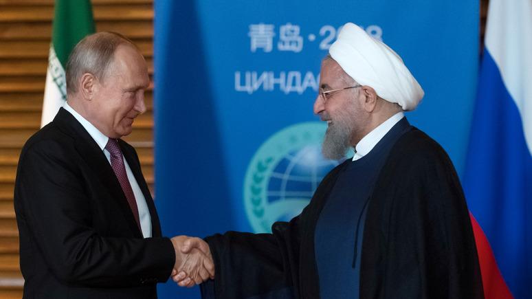 National Interest: Москва может оказаться в выигрыше от попыток США наказать Иран