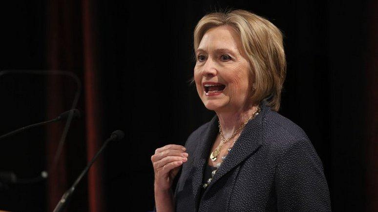 Independent: Клинтон обвинила Кремль в ослаблении «традиционных альянсов» США и «подрыве демократии»